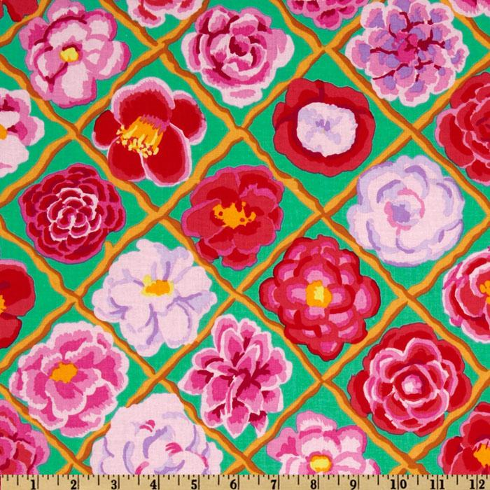 Kaffe Fassett Fall 2012 Collective Camellia Pink