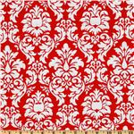 EL-287 Michael Miller Dandy Damask Rouge