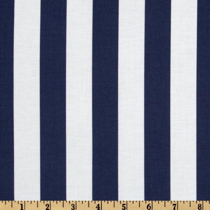 It&#39;s A Shore Thing Cabana Stripe Navy