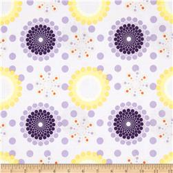Riley Blake Ashbury Heights Floral Purple