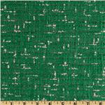 Valletta Tweed Green