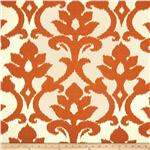0284214 Richloom Solarium Outdoor Basalto Tangerine