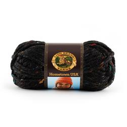 Lion Brand Hometown USA Yarn (303) Cambridge Tweed