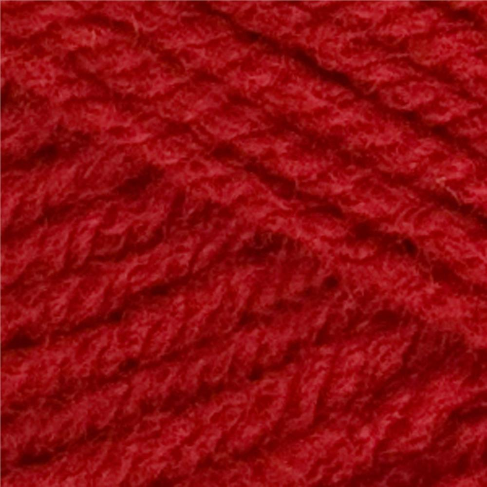 Red Heart Super Saver Jumbo 319 Cherry Red