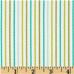 0279311 Riley Blake So Happy Together Flannel Stripe Blue