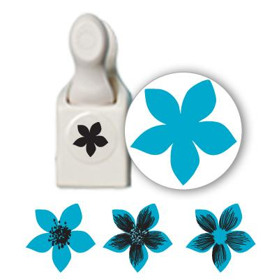 Martha Stewart Crafts Stamp & Punch Pack Flower