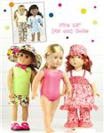 Kwik Sew Playtime Doll Clothes Pattern