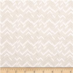 Classical Elements Chevron Taupe