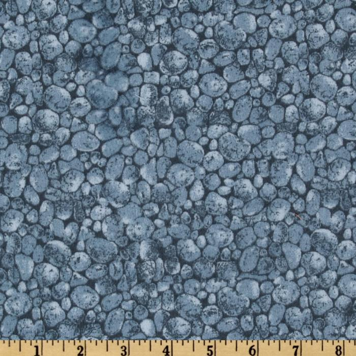 Northern Exposure Flannel Rocks Slate