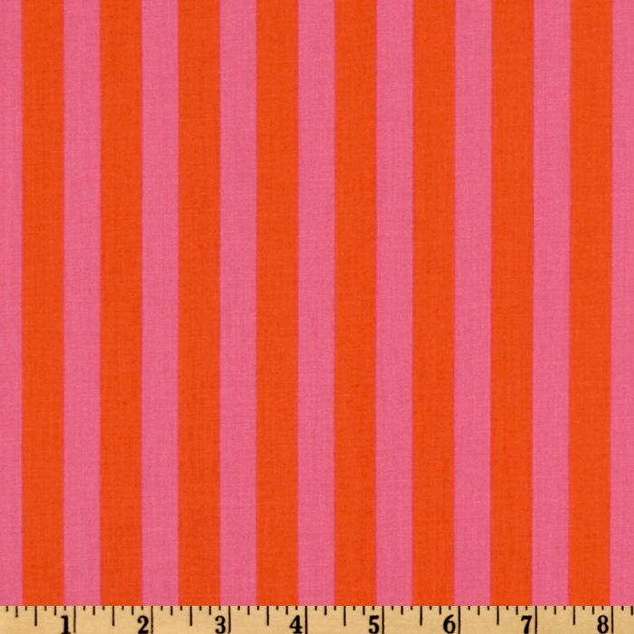 Taza Color Stripe Pink/Orange
