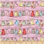 Belle's Dream Clothesline Dresses Pink