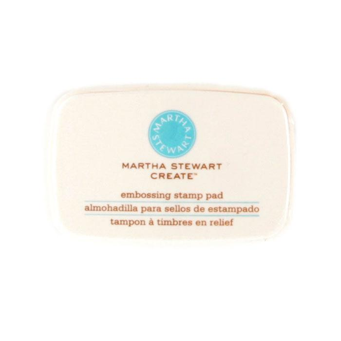 Martha Stewart Crafts Embossing Stamp Pad