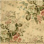 Covington Laurel Floral Vintage Ivory