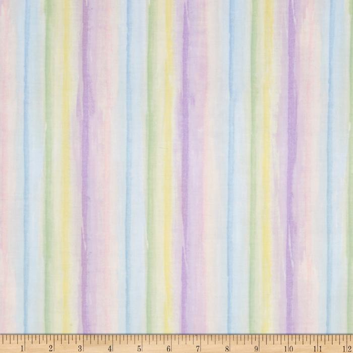 Baby Bunting Rainbow Stripe Baby Multi