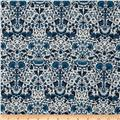 Liberty Of London Tana Lawn Lodden Blue/White