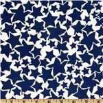 Ship Shape Stars Navy