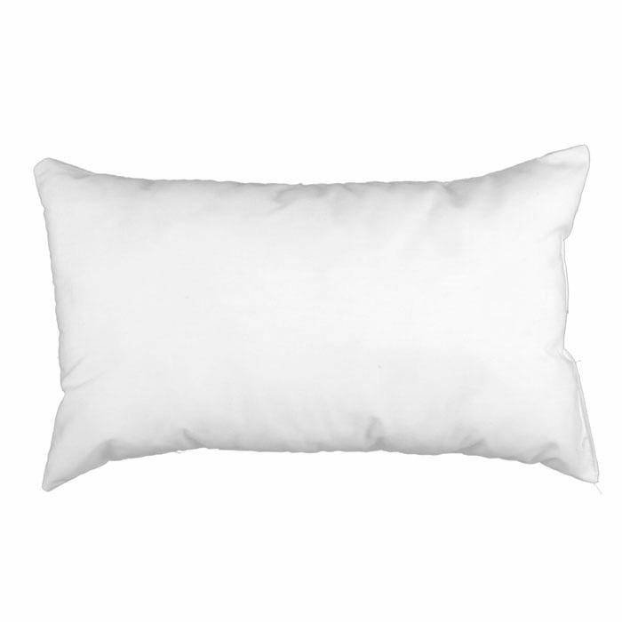 "12"" x 20"" Indoor/Outdoor Poly Fill Pillow Form"