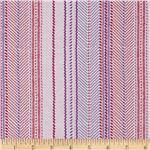 Play Date Stripe Purple