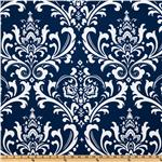 UK-055 Premier Prints Indoor/Outdoor Ozborne Deep Blue