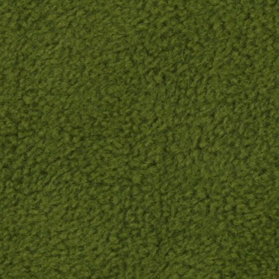 Wintry Fleece Leaf Green