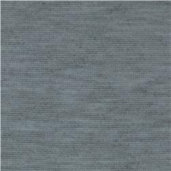 Stretch Tissue Hatchi Knit Light Smoke Blue