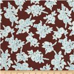 Love Grows Floral Bouquet Brown
