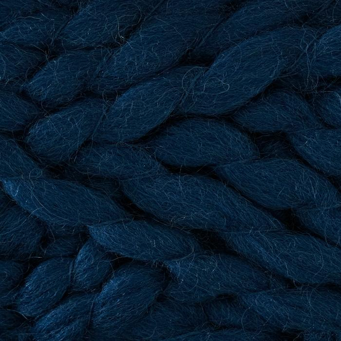 Martha Stewart Lofty Wool Blend Yarn (509) Ballpoint Blue