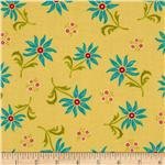 0272382 Summer House Floral Yellow