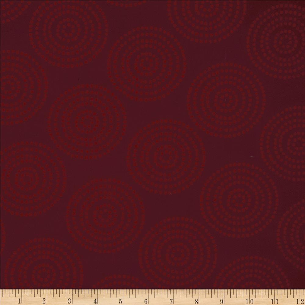 P Kaufmann Sunspot Jacquard Red