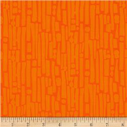 Felicity Geo Stripe Orange