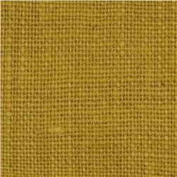 Burlap Lemon Yellow