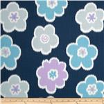UQ-069 Premier Prints Ikat Petals Drew Berries