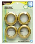 "Curtain Grommets 1 9/16"" Brass"