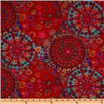 Kaffe Fassett Millefiore Red