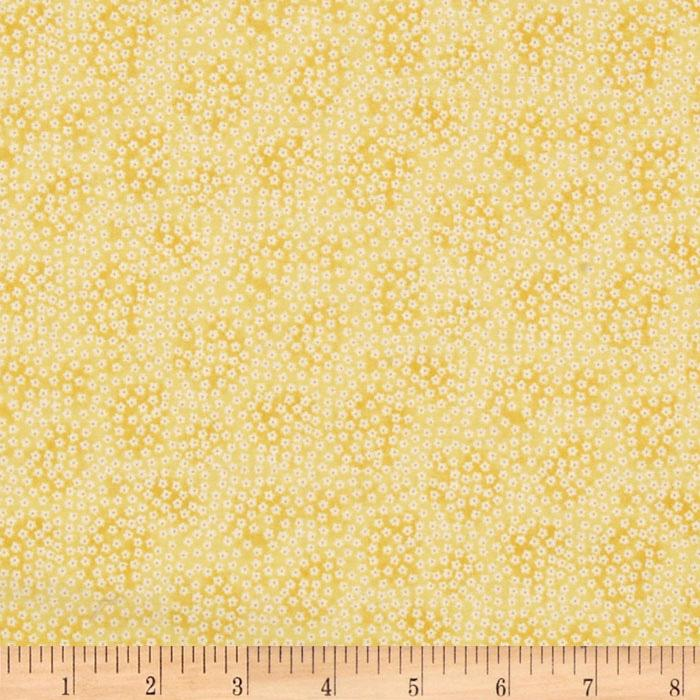 Fairy Small Floral Yellow