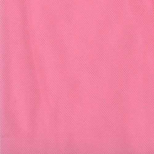 108&#39;&#39; Wide  Nylon Tulle Paris Pink