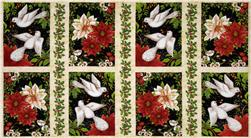 A Peaceful Season Craft Panel/Wallhanging Multi