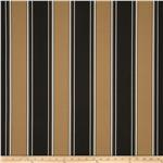 Tempo Indoor/Outdoor Stripe Black/Tan