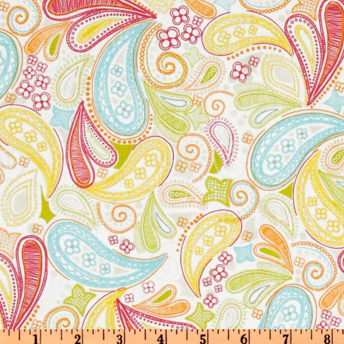 Yard Sale Summer Paisley Multi