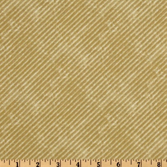 Communique Diagonal Stripe Creamy Tan