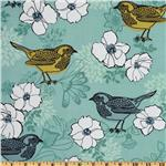 0265815 Birds And Blooms Birds And Blooms Pond Blue