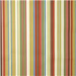 Waverly Sun N Shade Sidewalk Stripe Terracotta