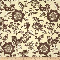 Tempo Indoor/Outdoor Floral Brown