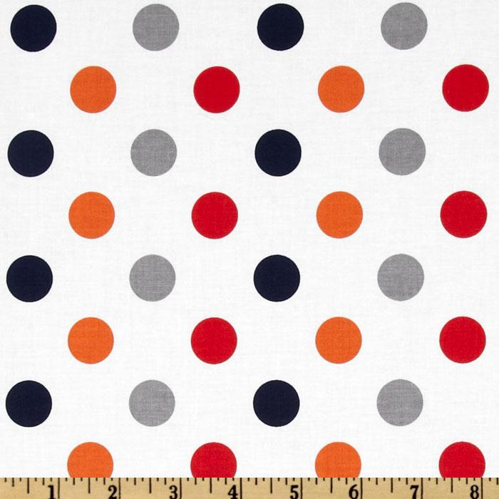 Riley Blake Dots Medium Boy