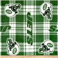 NFL Fleece New York Jets Plaid
