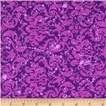 0273958 Amethyst Speckle Purple