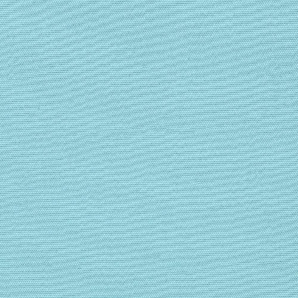 Stretch Cotton Twill Baby Blue