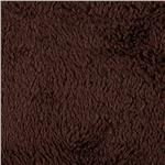 DB-333 Double-Sided Minky Fleece Chocolate