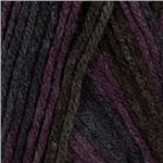 Lion Brand Vanna's Choice Yarn (202) Purple Print