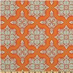 Joel Dewberry Heirloom Tile Flourish Amber